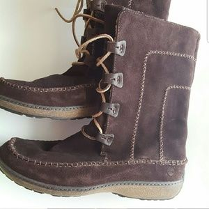 Timberland Moccasin Boots